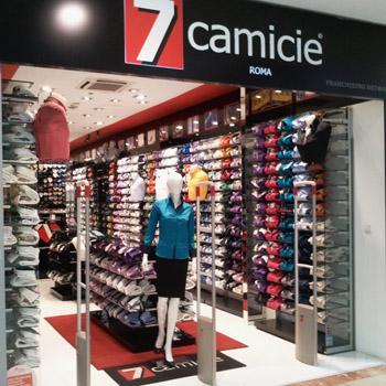 Predajne oblečenia 7Camicie – MojeOblečenie.sk df37bd7a441