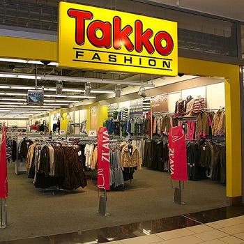 Predajne oblečenia TAKKO Fashion – MojeOblečenie.sk 3cd9790fa02