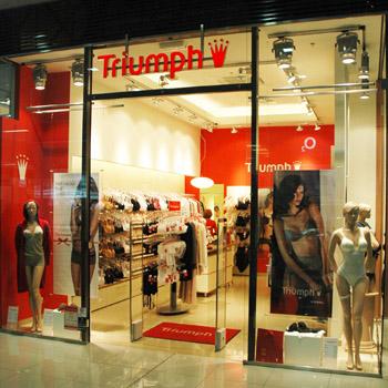 f8886ce3e Predajne oblečenia Triumph – MojeOblečenie.sk