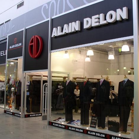 Predajne oblečenia Alain Delon – MojeOblečenie.sk 900c418ed70