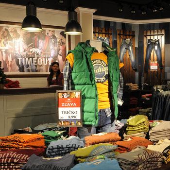 Predajne oblečenia TIMEOUT – MojeOblečenie.sk 1c6c089dbdf