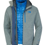 dámske bundy The North Face M THERMOBALL TRICLIMATE JACKET A7N9A9R