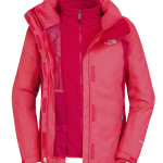 dámske bundy The North Face W Evolution II Triclimate Jacket CG54Q1C