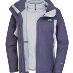 dámske bundy The North Face W Evolution II Triclimate Jacket CG54Q3C