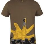 pánske tričká Salewa CALLFORHERO CO M S/S TEE 22872-7551