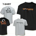 unisex tričká WOLFgang