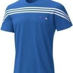 pánske tričká Adidas Seasonal Favourite 3 Stripes S/S Tee X22154
