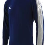 pánske tričká Mizuno L/S Shirt 150 60SP15014