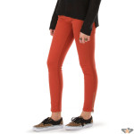 dámske nohavice VANS - Moto Skinny Denim - Ketchup - VX7G4MO