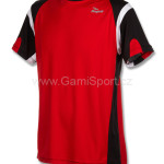 810.212 01 DUTTON running T shirt red black white 150x150 Rogelli FABRIZIA 050.105
