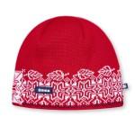dámske čiapky Kama AW10 104 červená