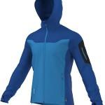 pánske bundy Adidas Terrex Stockhorn Fleece Jacket F95400