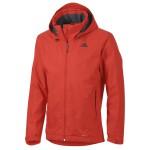 pánske bundy Adidas Hiking Wandertag Jacket F95740