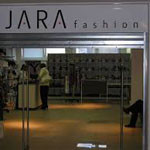 JARA fashion predajna