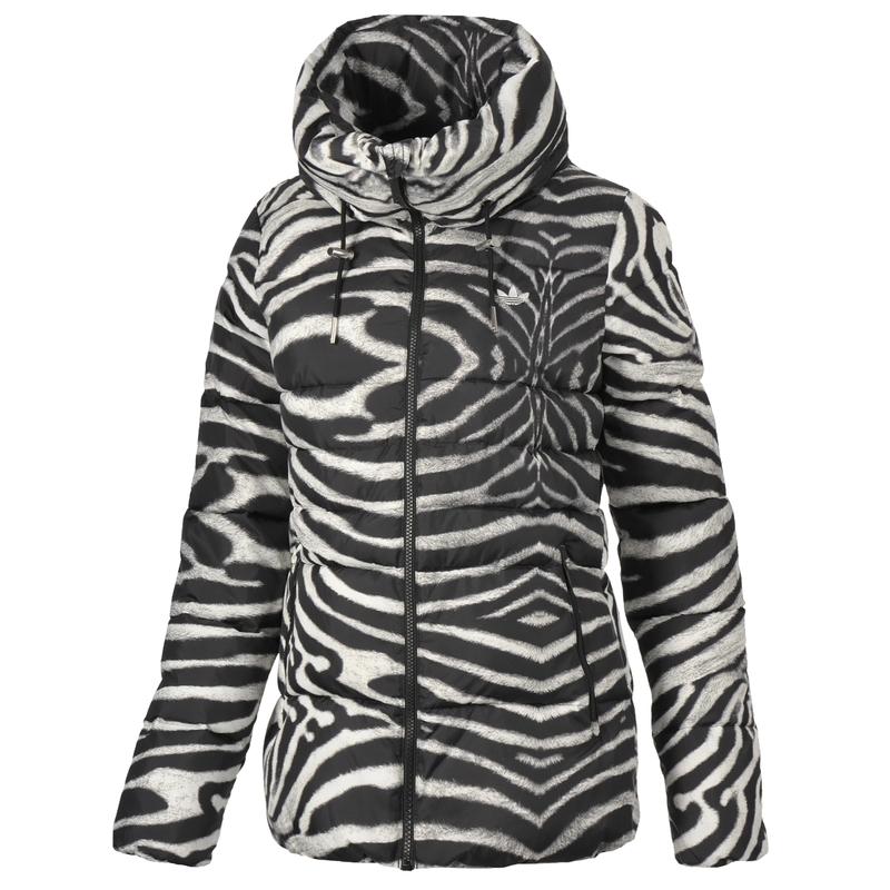 Dámska štýlová bunda Adidas Zebra Jacket M30477 – MojeOblečenie.sk 26f69f47159