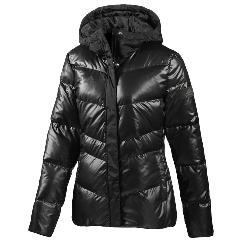 63c9e417d170 Adidas Frost Down Jacket W M69065. Dámska športová prešívaná bunda značky  Adidas vhodná aj na ...