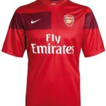 N L 355071R 150x150 Nike FC Arsenal SS Training Top 386830 648