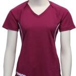 dámske tričká Rossignol Training TS RL1WK01