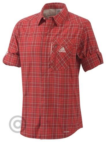 ab8009ab35ea Pánska športová košeľa Adidas Hiking   Trekking Check LS Shirt Z08548 –  MojeOblečenie.sk