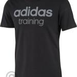 pánske tričká Adidas Training Tee Z32320