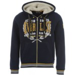 Everlast Hooded Polar Jacket
