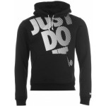 nike just do it over the head hoody mens black white 150x150 Pierre Cardin Full Zip Hoody Grey Marl