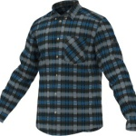 65661 F95247 150x150 Adidas Hiking Flannel LS Shirt F95246