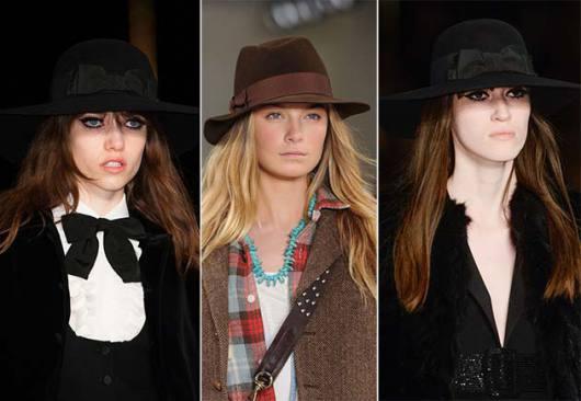 stylove klobuky 530x366 Trendy v módě klobouků a čepic
