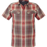 pánske košele The North Face M PINE Knot S/S SHIRT A3S1Z4G